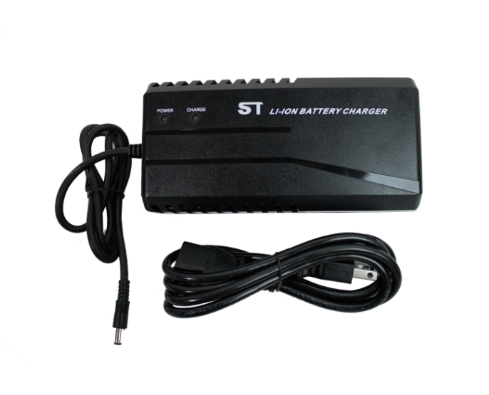 48V 2.5A Lithium Polymer Battery Charger - EbikeMarketplace