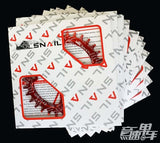 Chainring - SNAIL Single Tooth Narrow Wide Bike 34T