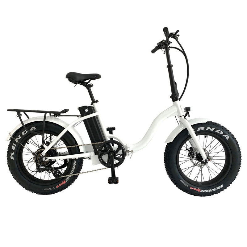 ONWAY 36v Ebike 26 Inch 500w Fat Beach Electric Cruiser Bike with LCD Display
