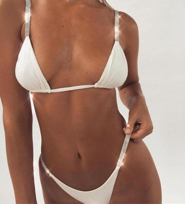 Diamond String Bikini