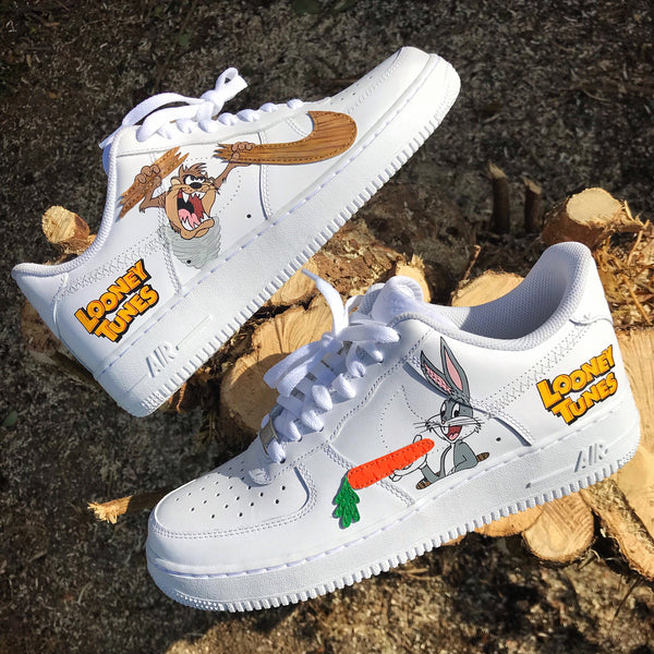 Looney Tunes Inspired Air Force 1