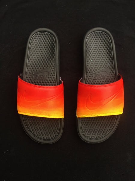 Nike Sunset Slides