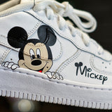 Mickey & Minnie Mouse Air Force 1 v2