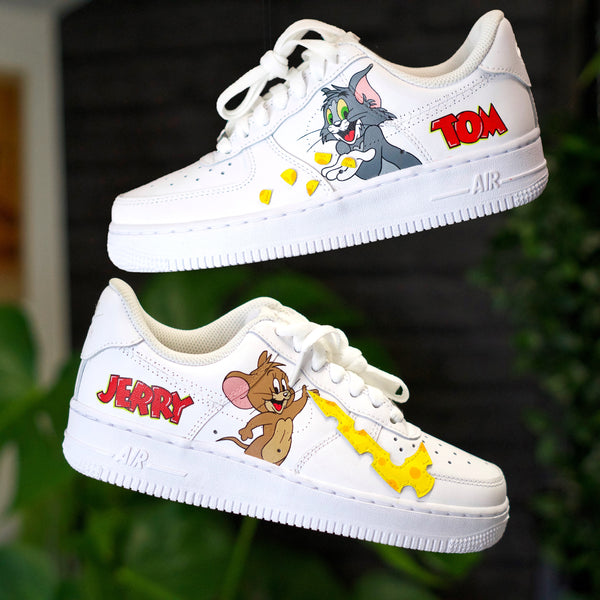 Tom & Jerry Air Force 1 v2