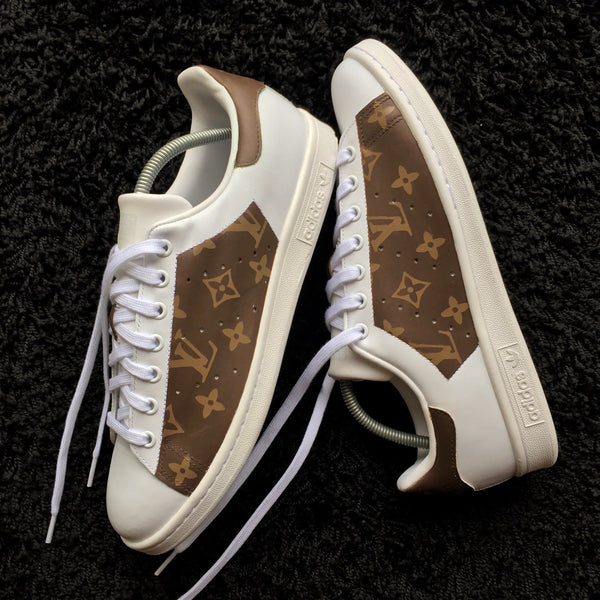 LV Inspired Stan Smith