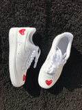 CDG Inspired Air Force 1