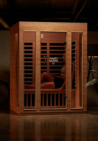 infrared sauna for home