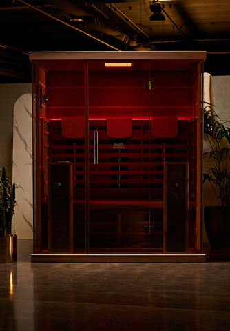infrared sauna for home use
