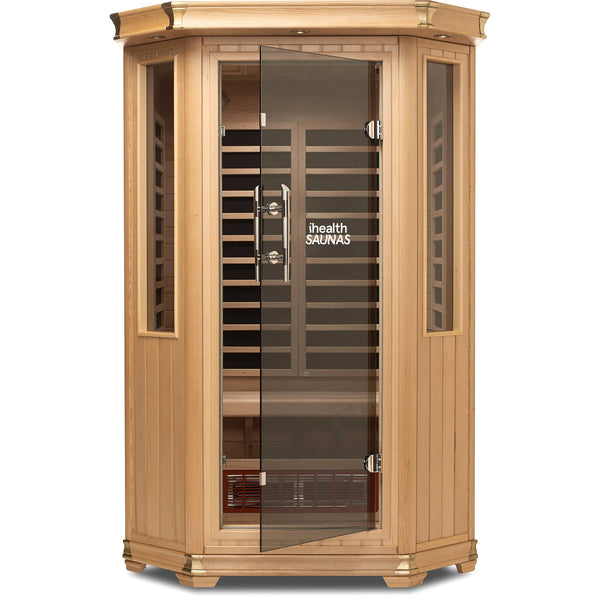 2 Person Premium Far Infrared Sauna