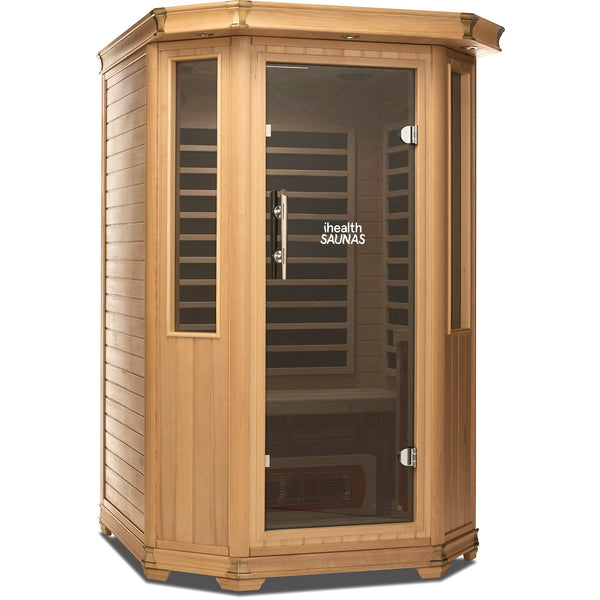2 Person Far Infrared Sauna