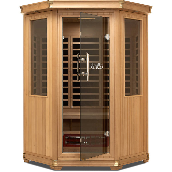 3 Person Far Infrared Sauna