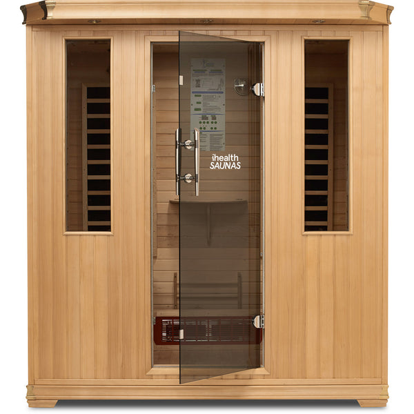 4 Person Premium Far Infrared Sauna