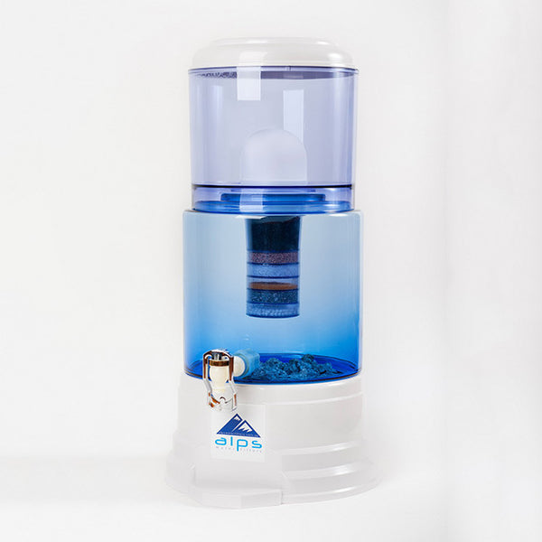 Alps Water Filter Glass 18 Litre