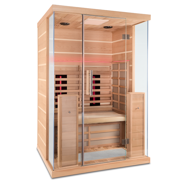 2 & 3 Person Full Spectrum Near Infrared iHealth Sauna