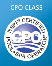 NSPF Pool and Hot Tub Alliance PHTA Certified Pool Operator CPO Class Course Pool Hot Tub Spa California Inland Empire Pasadena Monrovia Glendora Southern So Cal Southern Cal
