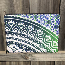 Mandala Cotton Laptop Satchel Various Prints