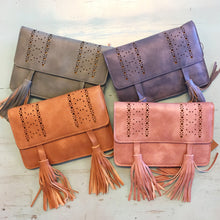 Clutch Purse Tassel