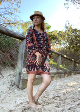 Bowie Bohemian Playdress Black
