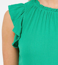 Emerald Tiered Sundress