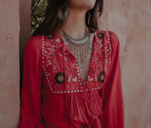 Gypsy Heart Rehanna Blouse