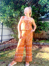 Palm Springs Boho Floral Jumpsuit - Last one each size