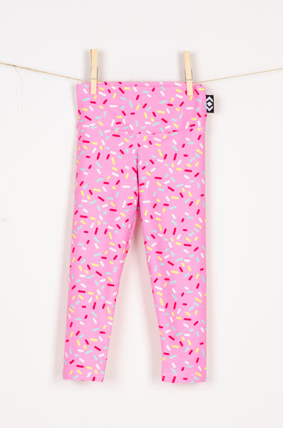(R2W) Extra Sprinkles Performance - Kids Capris