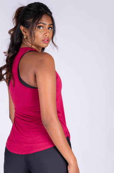 [page_title], R2W PLAIN TANK TOP - exoticathletica - australian made activewear & swimwear