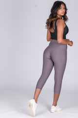 Performance High Waisted Leggings - Kale Khaki