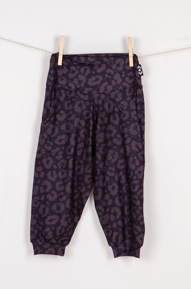(R2W) Midnight Jag Soft to Touch - Kids Jogger Capris