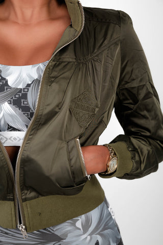 LIMITED EDITION Exoticathletica BOMBER JACKET - Black