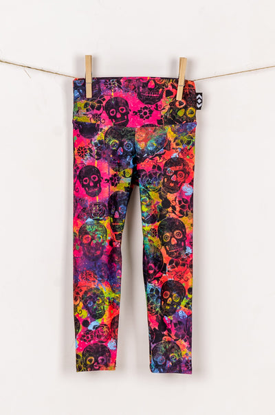 (R2W) Rainbow Killer Performance - Kids Capris
