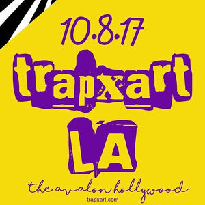 The Pin Twins go to TrapxArt LA in October 2017!