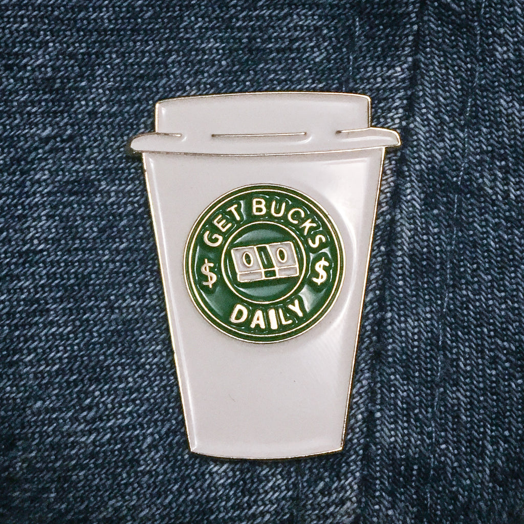 Get Bucks Daily pin