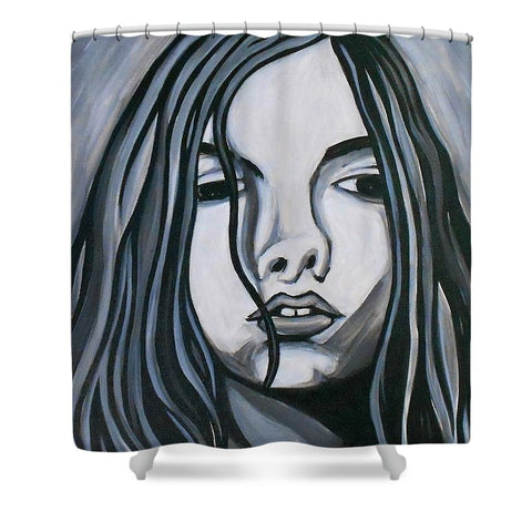 Adolescence - Shower Curtain
