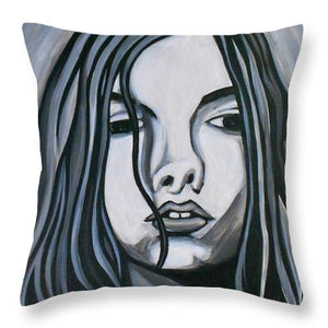 Adolescence - Throw Pillow