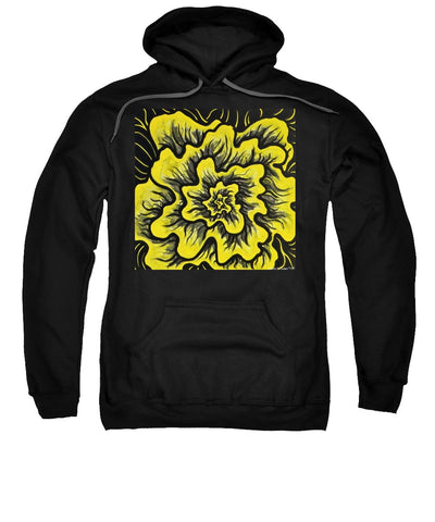 Dynamic Thought Flower #3 - Sweatshirt