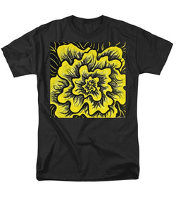 Dynamic Thought Flower #3 - Men's T-Shirt  (Regular Fit)