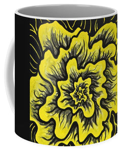 Dynamic Thought Flower #3 - Mug