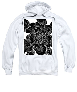Static Thought Flower - Sweatshirt