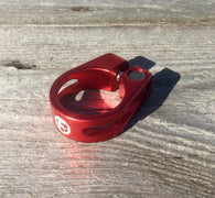 Fungus Bike Co - Seat Clamp - Anodized Red