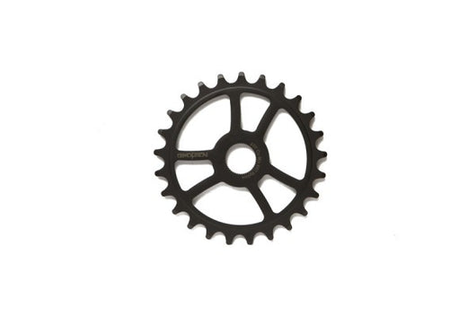 Demolition Mugatu Sprocket - 28T - 24mm Spline Drive - Black