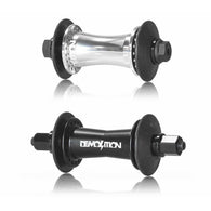 Demolition Slider Front Hub Guard - Flat Black (Guard + Ghost Hub Cone Nut)