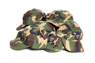 Demolition Camper Hat - Camo