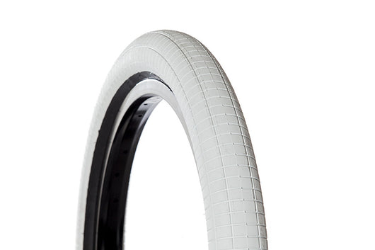 "Demolition Mike ""Hucker"" Clark Hammerhead Tire - Street (S) - 2.40 - White Top"