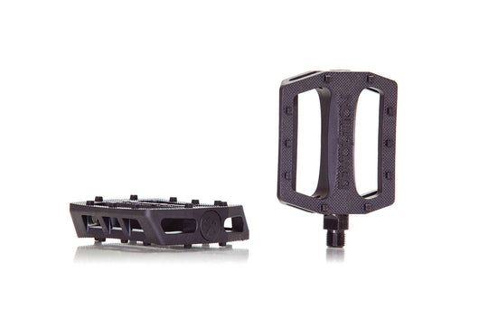 Demolition Trooper Plastic Pedal - Black