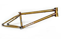 Fungus Bike Co - Runic Frame - Trans Brown (Coffee)