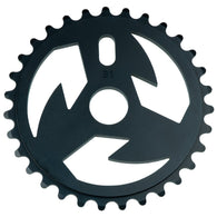Tall Order Logo Sprocket - Black 31t