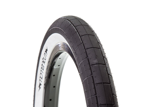 Demolition Momentum 2.20 Tire - White Wall