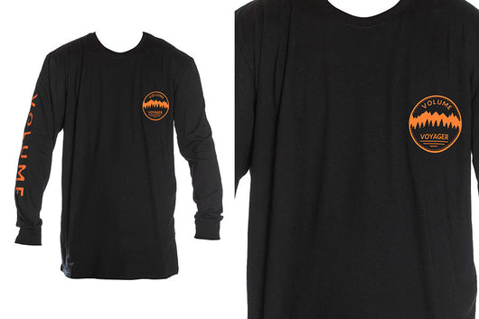 Volume Voyager Long Sleeve - XL