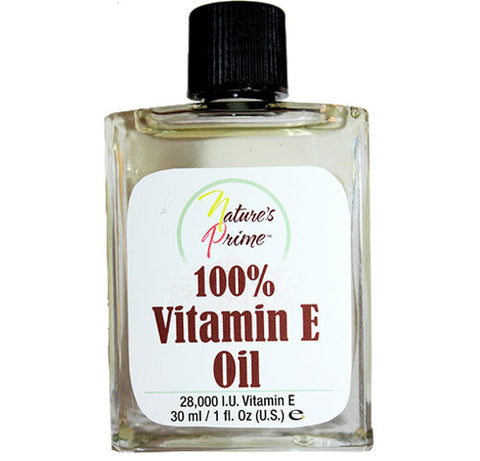 Nature's Prime Vitamin E Oil